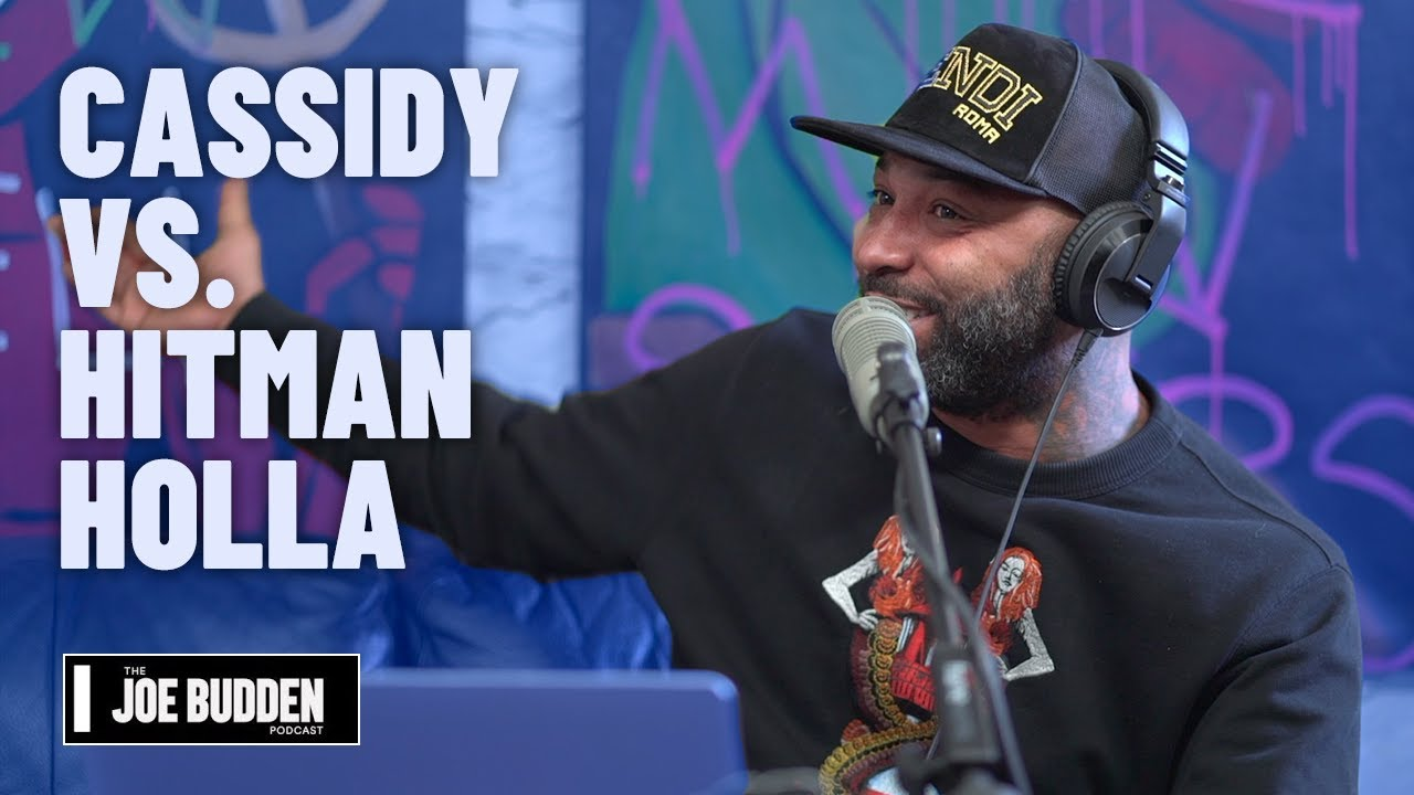 The Cassidy vs. Hitman Holla Battle | The Joe Budden Podcast