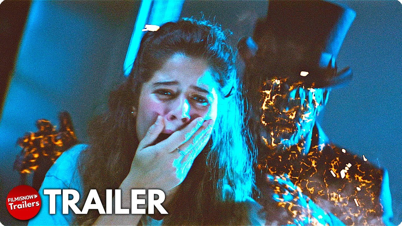 THE MAD HATTER Trailer (2021) Horror Movie