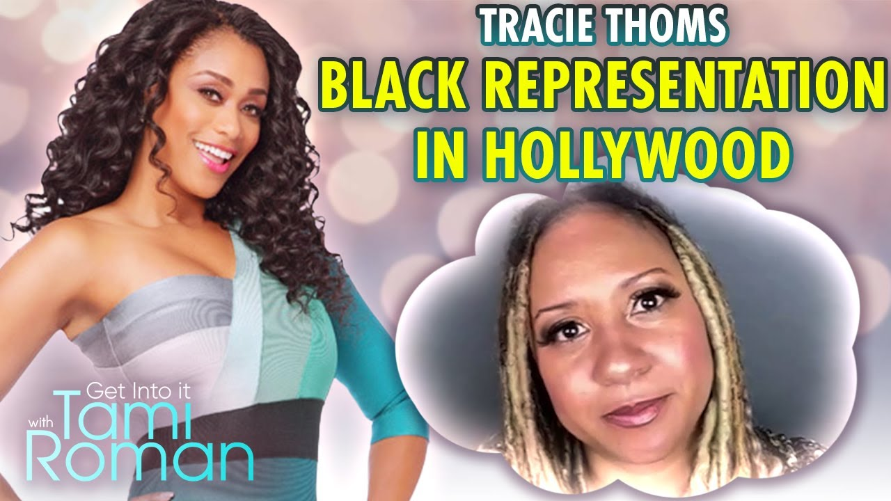 Tracie Thoms FULL Interview | Get Into It With Tami Roman