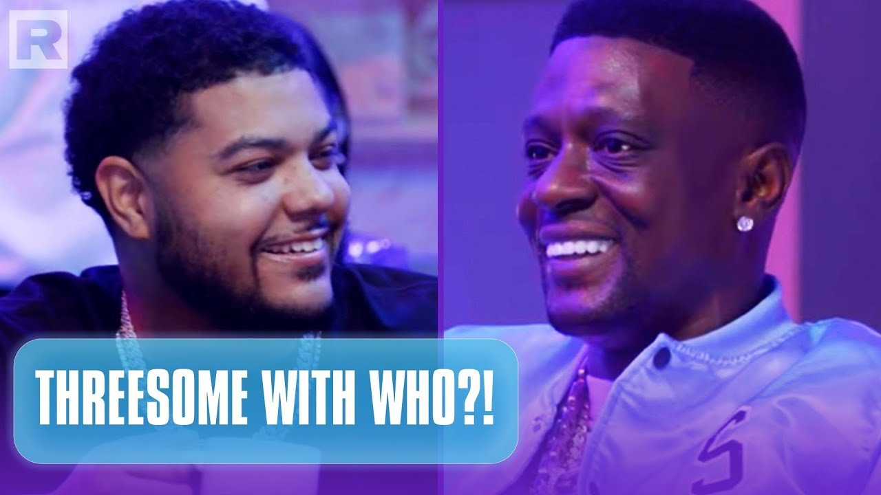 Which Two Celebrities Would Boosie Have Threesome With?