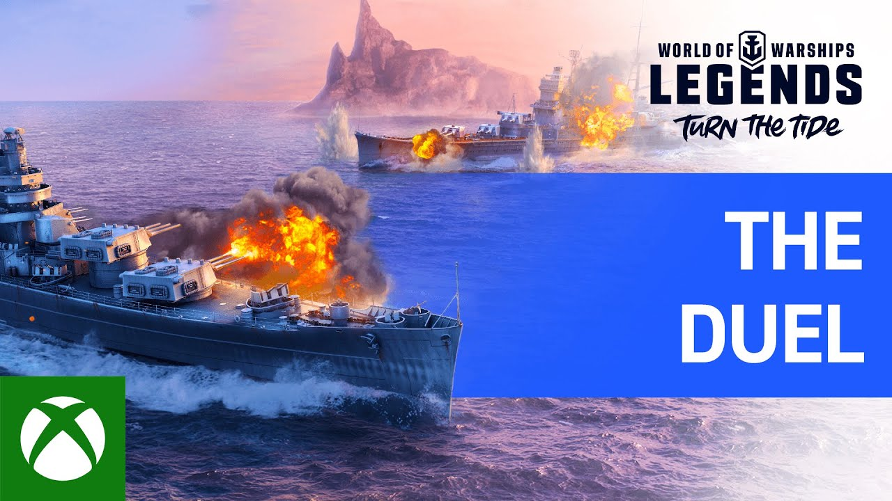 World of Warships: Legends – The Duel