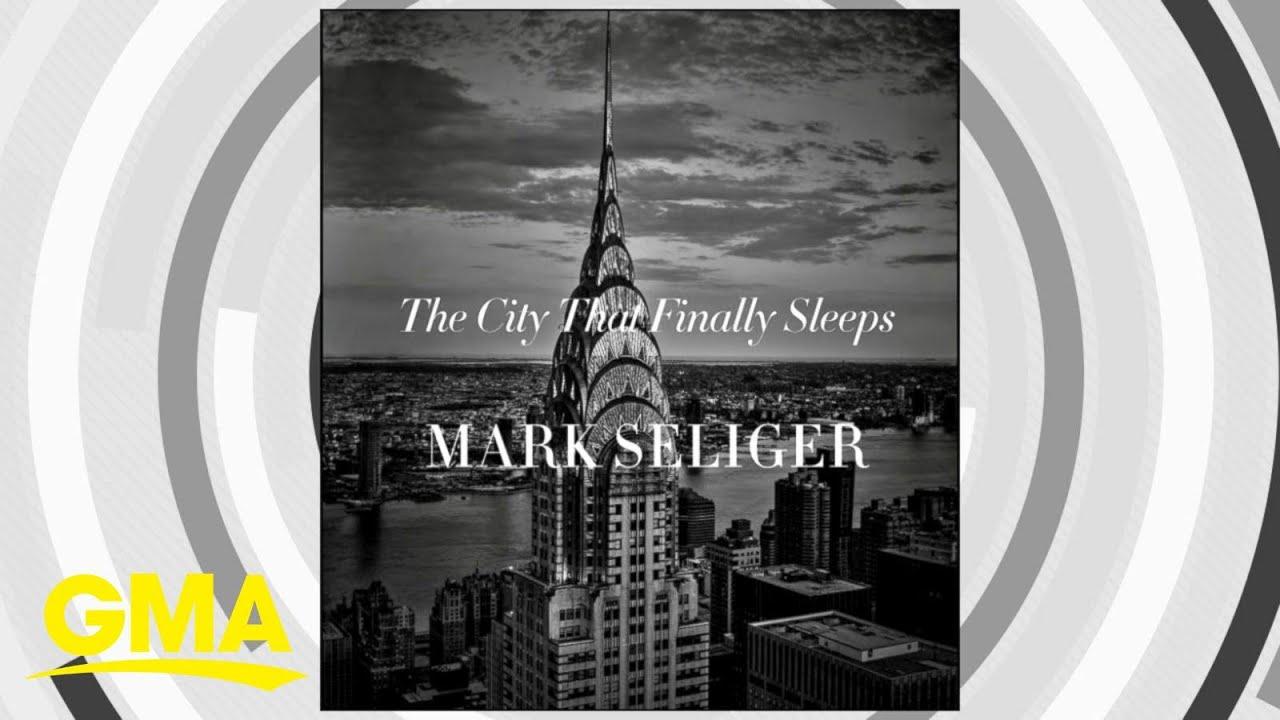 Award-winning photographer Mark Seliger's new book