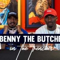 Benny The Butcher Bars On I-95 Freestyle PT 2