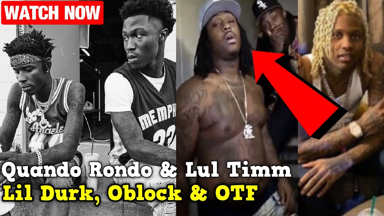 Blessone Explains Why Quando Rondo And Not Lil Durk Stopping His Shows | IsmokeHiphop live