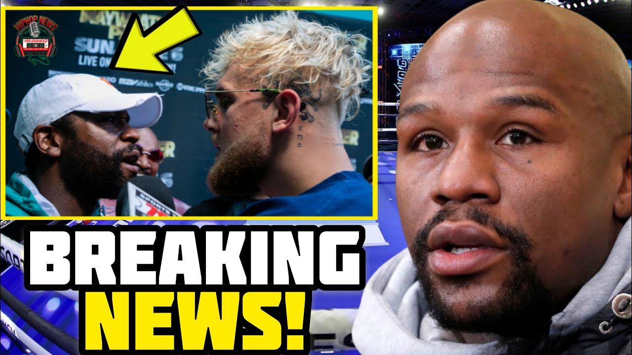 BREAKING: Floyd Mayweather Just Violated Logan Paul In The Worst Way!