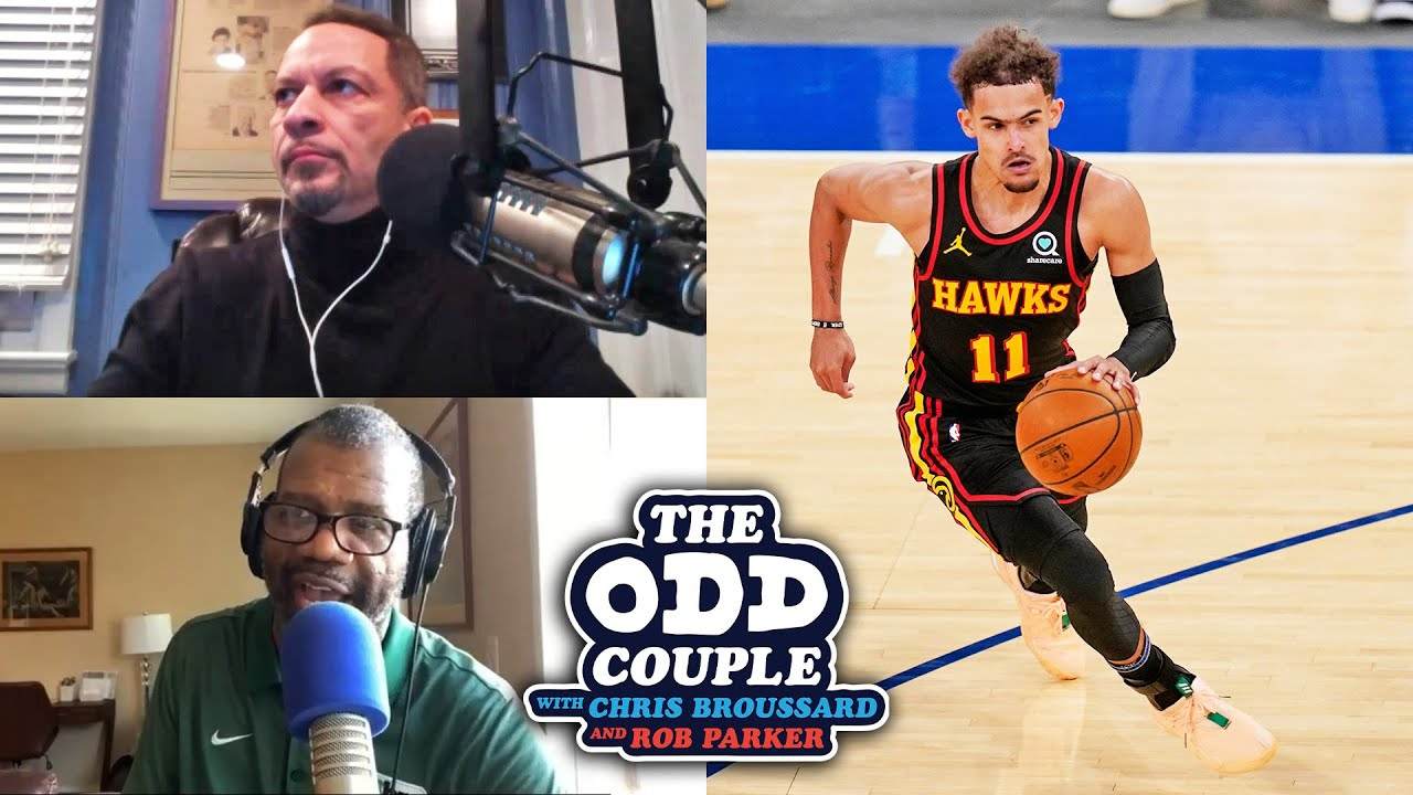 Chris Broussard & Rob Parker - Which NBA Player Had the Best Playoff Debut?