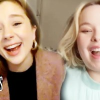 Claudia Jessie & Nicola Coughlan on 'Bridgerton' & Where Their Characters Are Going | MTV News