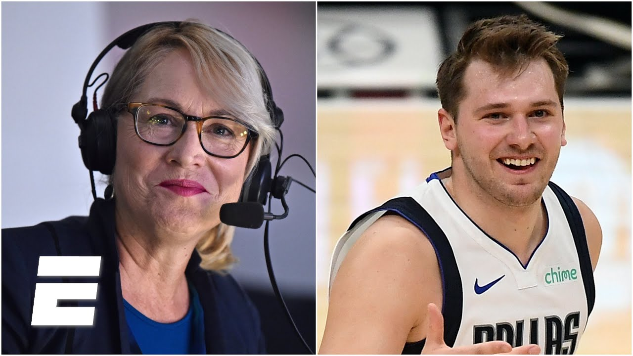 Doris Burke on Luka Doncic criticism, James Harden and the 2021 NBA Playoffs | #Greeny