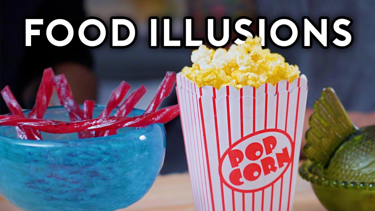 Food Illusions: Movie Snacks   Stump Sohla