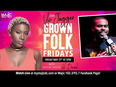 Grown Folk Fridays With Special Guest Lil Duval!