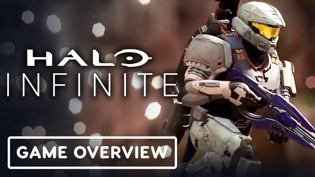 Halo Infinite - Game Overview   Xbox Games Showcase