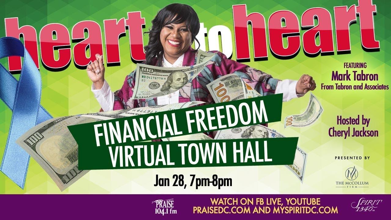Heart To Heart: Financial Freedom