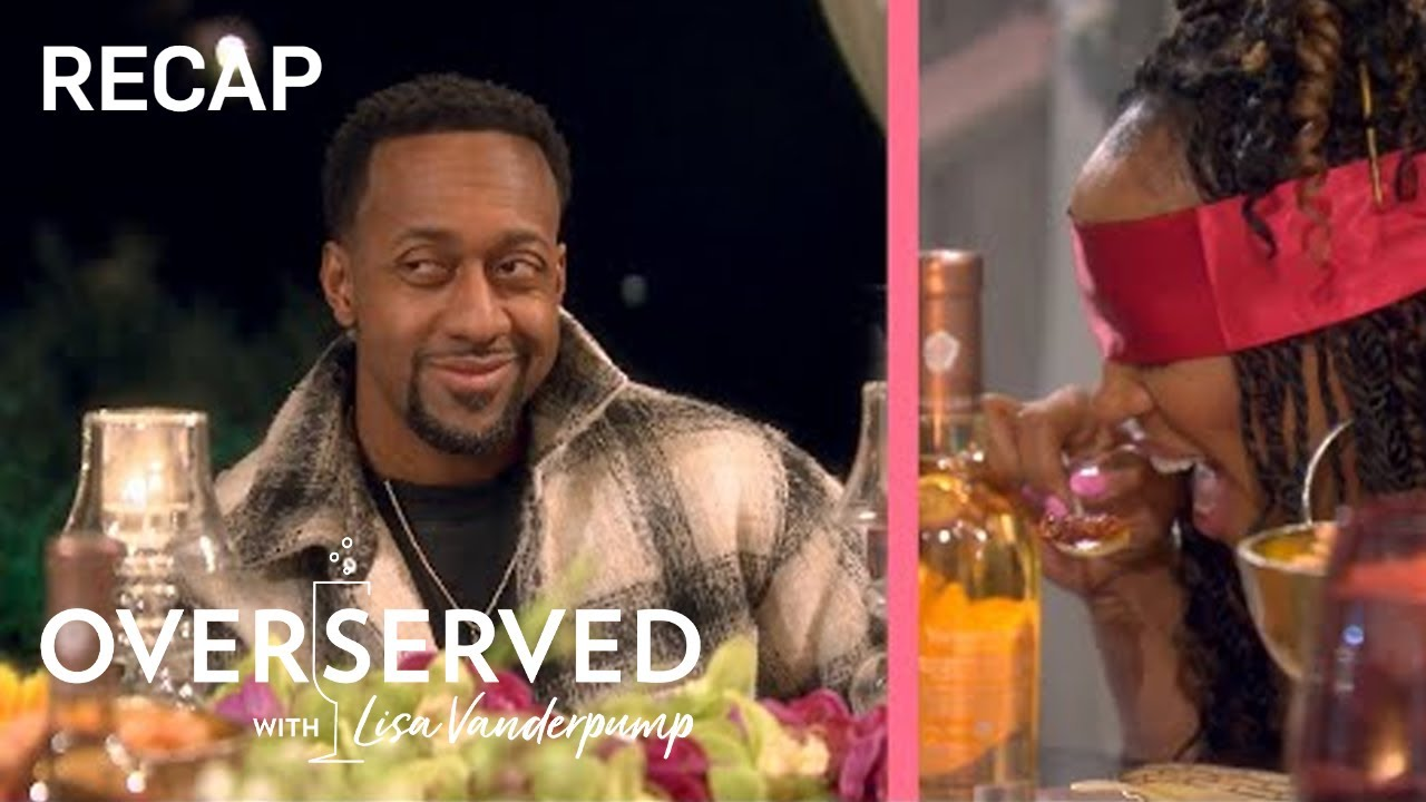 """Jaleel White & Kym Whitley Eat What?! """"Overserved"""" Recap   E!"""
