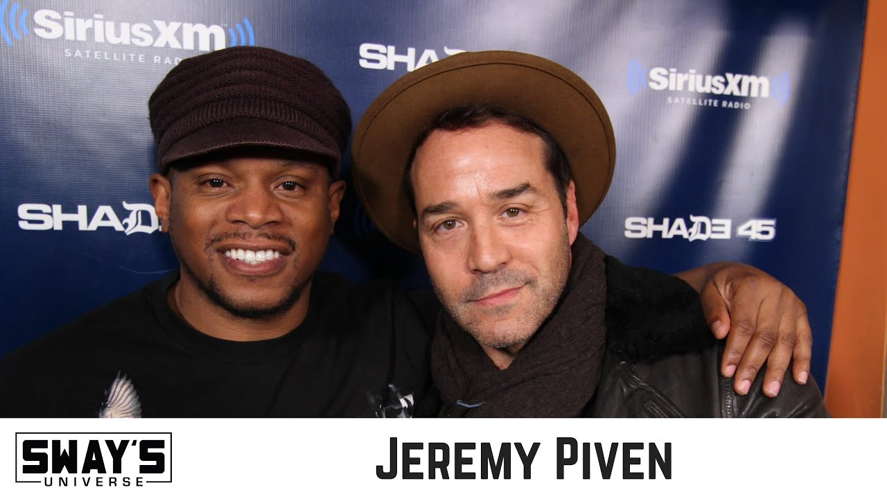 Jeremy Piven Talks New Movie 'Last Call' on Sway In The Morning   SWAY'S UNIVERSE