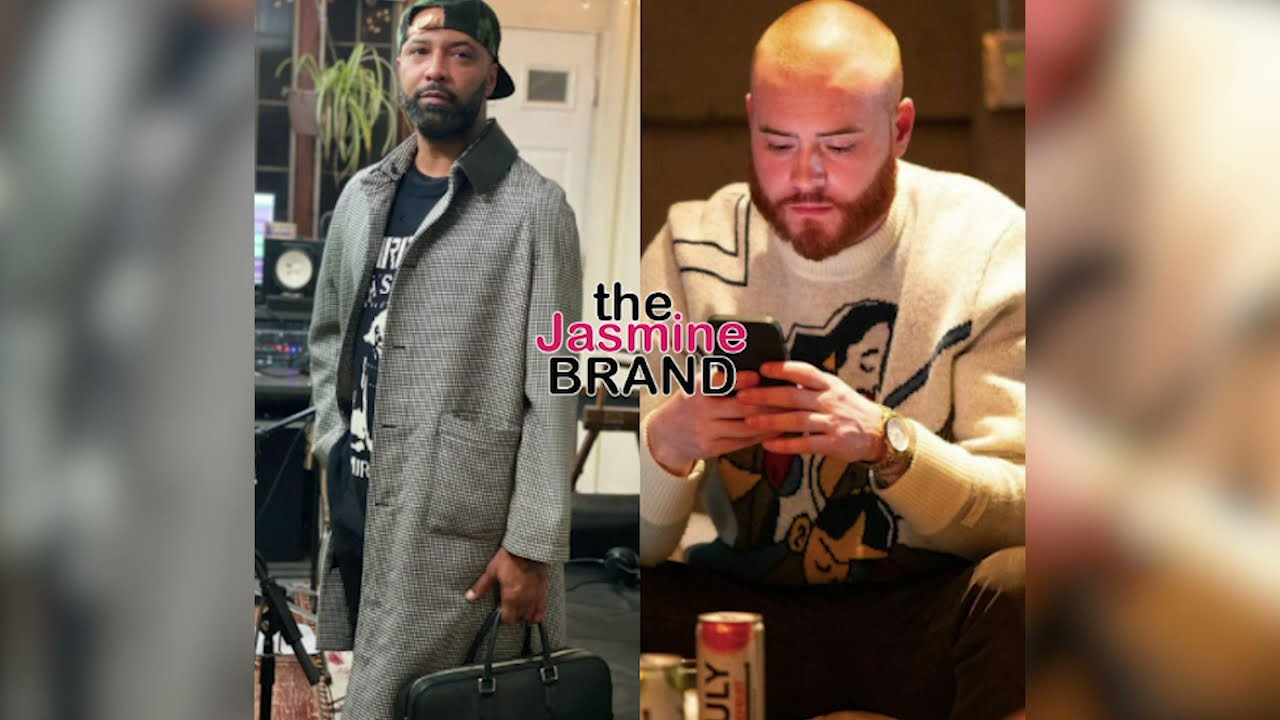 Joe Budden Ex Co-Host Rory Reacts To Getting Fired, Thanks Fans & Promises To Address It Soon