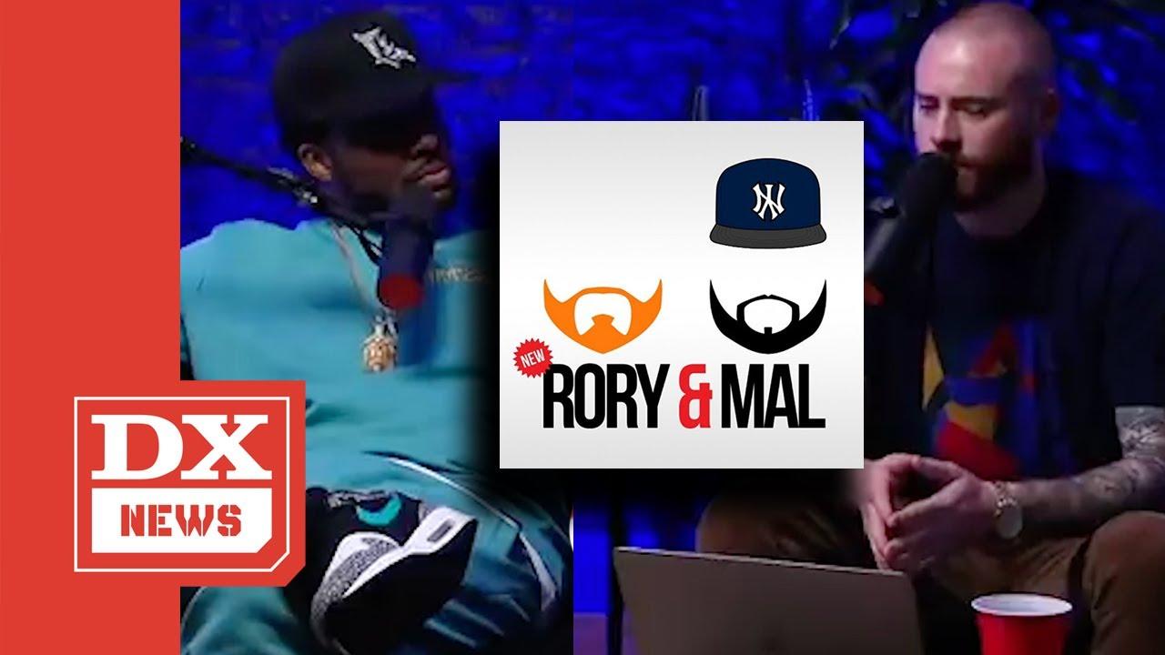 'Joe Budden Podcast' Shutouts Rory & Mal Tease New Venture