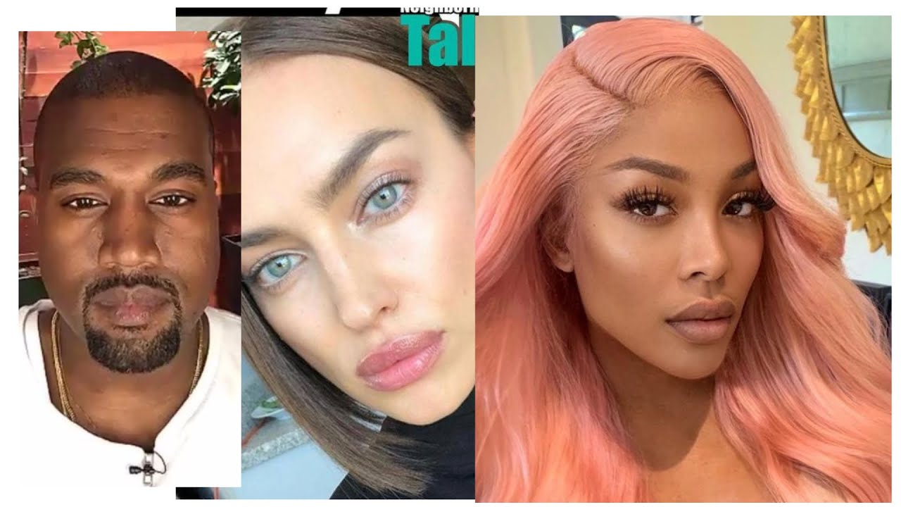 Kanye West enjoys his birthday with New girlfriend Irina Shayk, K Michelle shows up with a new face