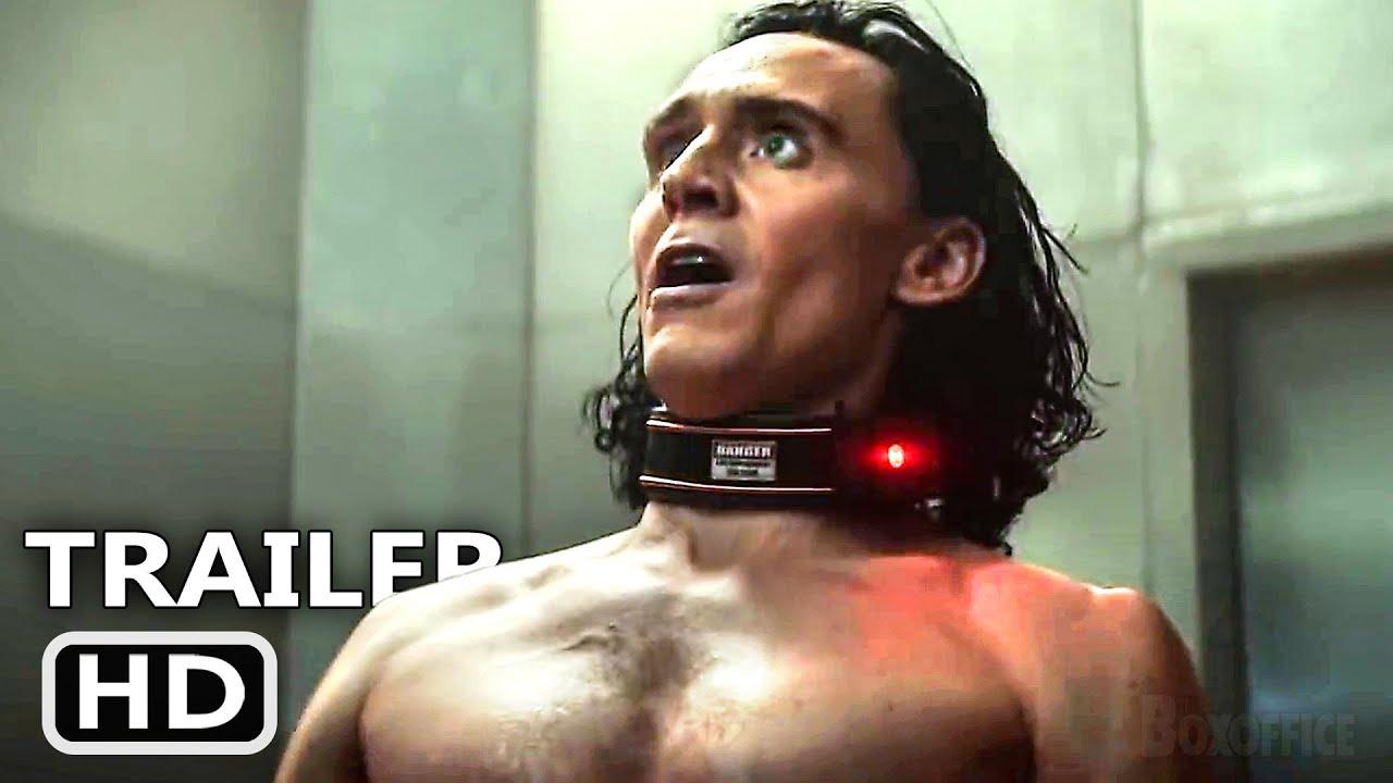"""LOKI """"Loki in Prison"""" Trailer (NEW)"""