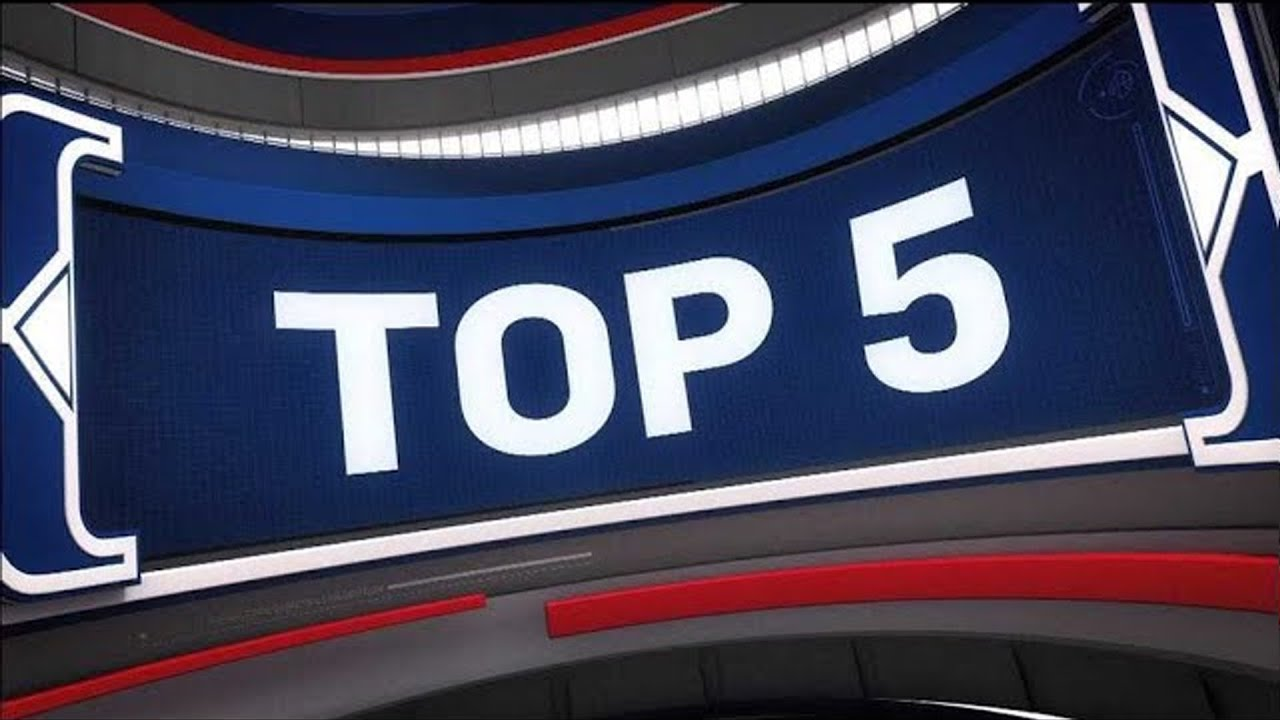 NBA Top 5 Plays Of The Night   June 23, 2021