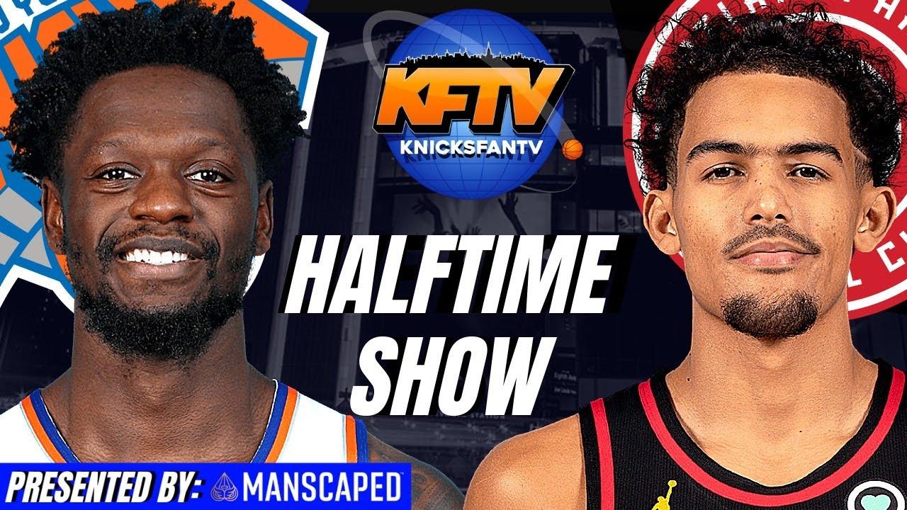 New York Knicks vs Atlanta Hawks Game 4 Halftime Show