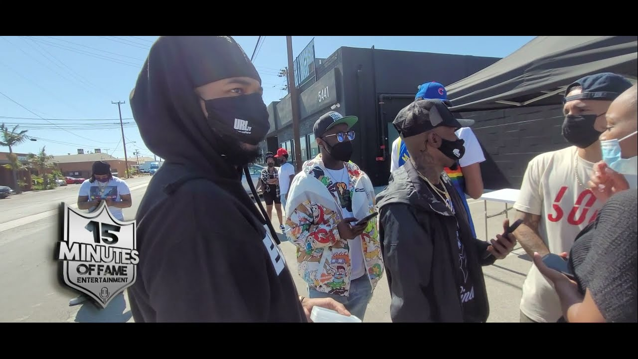OUTSIDE NOME XI FACEOFFS BEHIND THE SCENES FOOTAGE (BATTLE RAP FANATIC,JC,RX,LOSO & MORE )