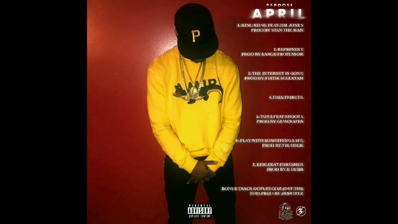 """Papoose Feat. Phresher """"Epic"""" Prod. by E-Dubb"""