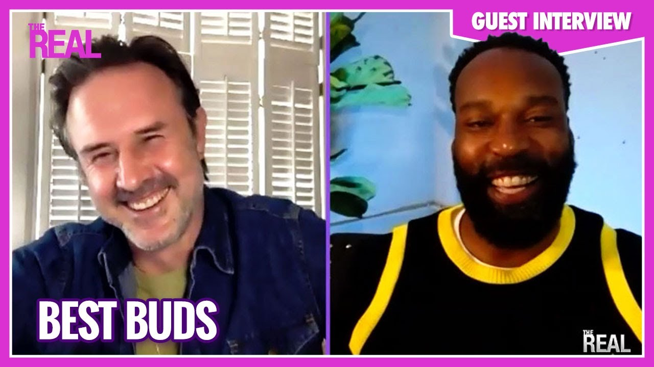 Part One: David Arquette & Baron Davis' Friendship Is an Unlikely Pairing That Works!