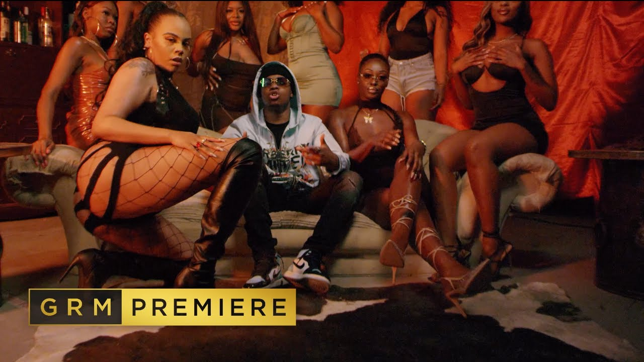 Poundz - Chocolate Darling (ft. BackRoad Gee & iLL Blu) [Music Video] | GRM Daily