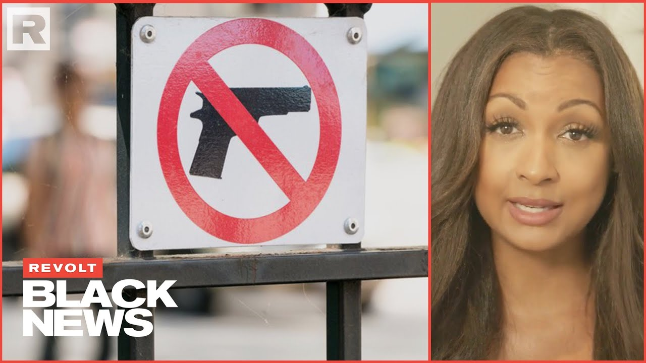 Should more Black people buy guns for protection? The heated debate | REVOLT BLACK NEWS