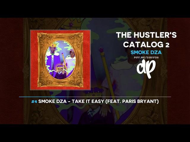 Smoke DZA - The Hustler's Catalog 2 (FULL MIXTAPE)