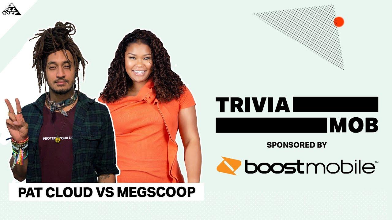 TriviaMob   Patrick Cloud VS MegScoop   All Def