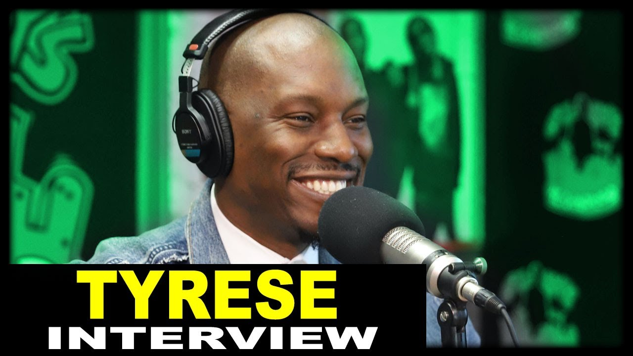 Tyrese Talks F9, Writing Script For Rihanna, Drake Killing Him, Fuel Fest and More