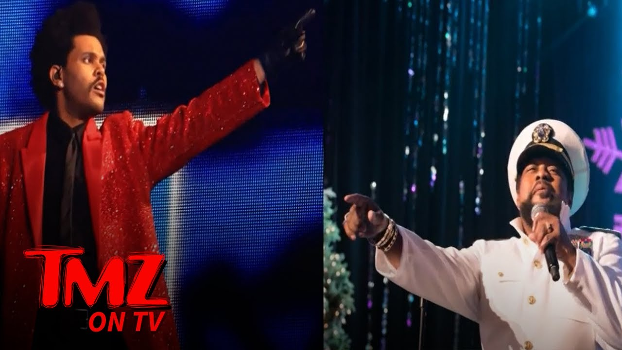 Village People's Victor Willis Calls The Weeknd a Hypocrite for Grammys Beef   TMZ TV