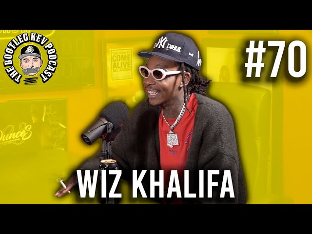Wiz Khalifa Interview - Fatherhood, New Business Ventures, Mushrooms, New Music & Touring