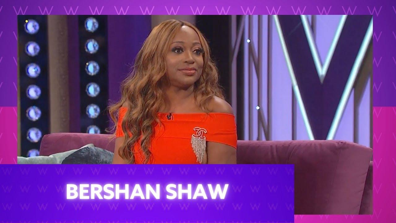 Bershan Shaw: U R A Warrior!