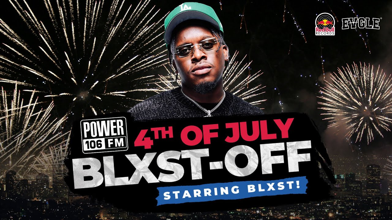 """Blxst Performs """"Chosen"""" & """"Overrated"""" During Intimate L.A. Leakers Liftoff Live Experience"""