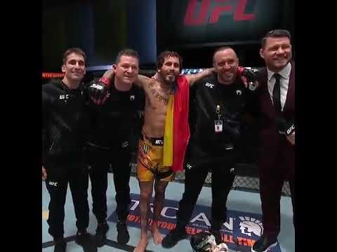 Chito Vera calls out Dominick Cruz after winning at #UFCVegas29 | #Shorts