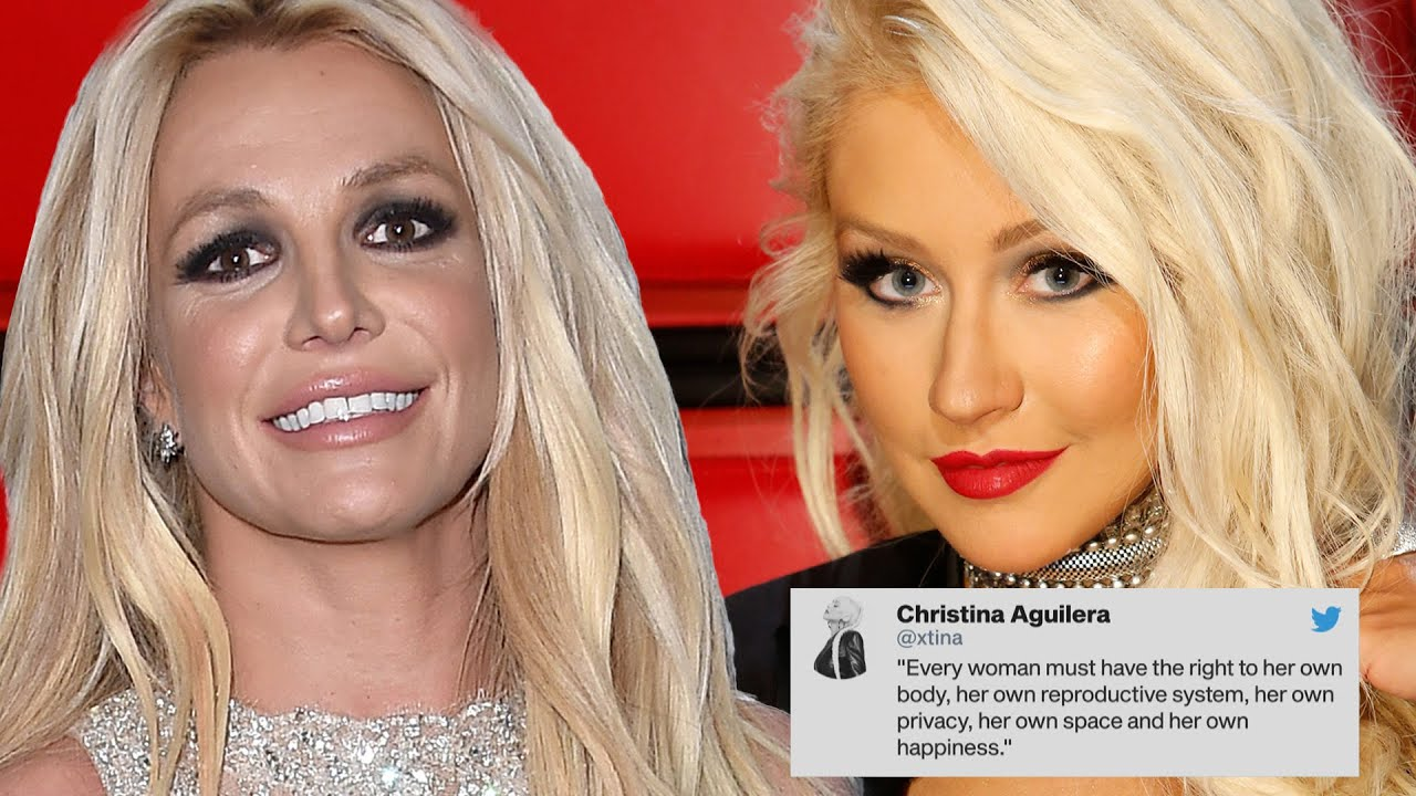 Christina Aguilera Supports Britney Spears After Conservatorship Testimony