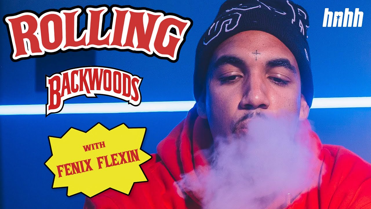 Fenix Flexin Reflects On First Smoking Experience & Favorite Strains | HNHH's How To Roll