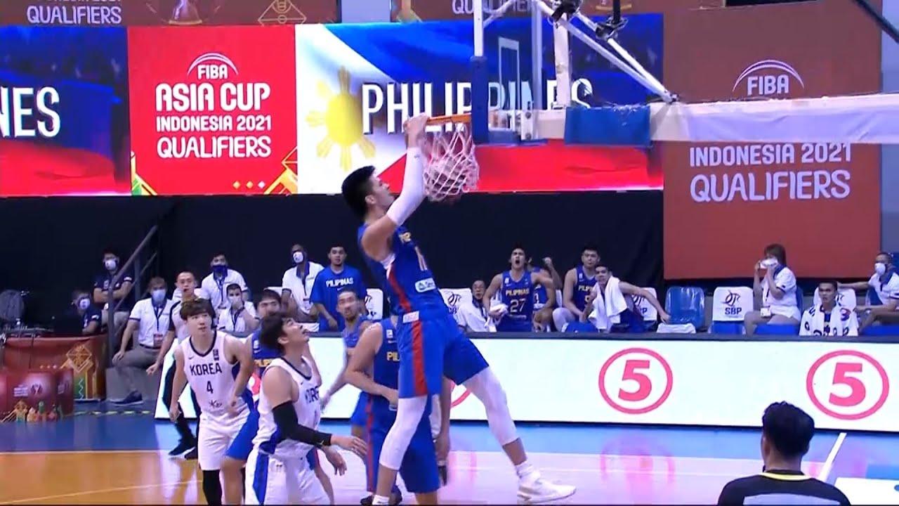 FIBA ACQ 2021 | Best dunks of Gilas Pilipinas