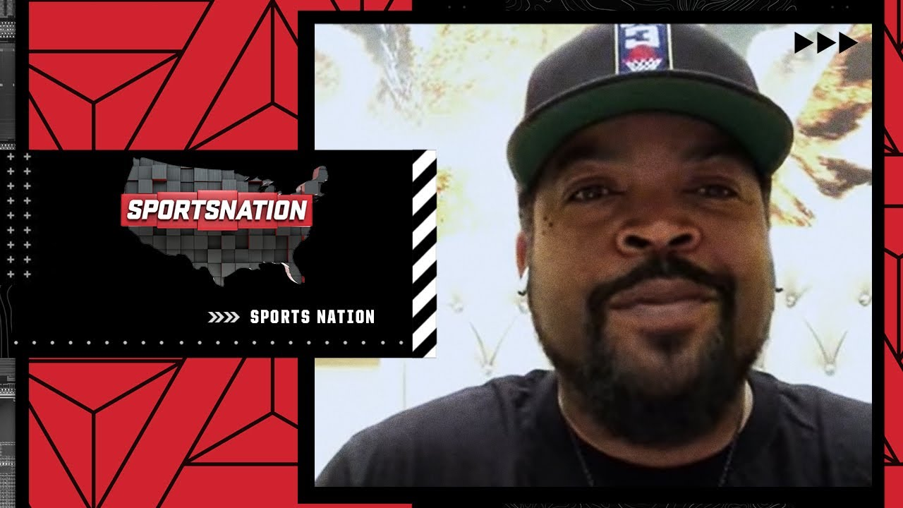 Ice Cube is pumped for the 4th season of the Big 3 and builds his ultimate Big 3 team | SportsNation