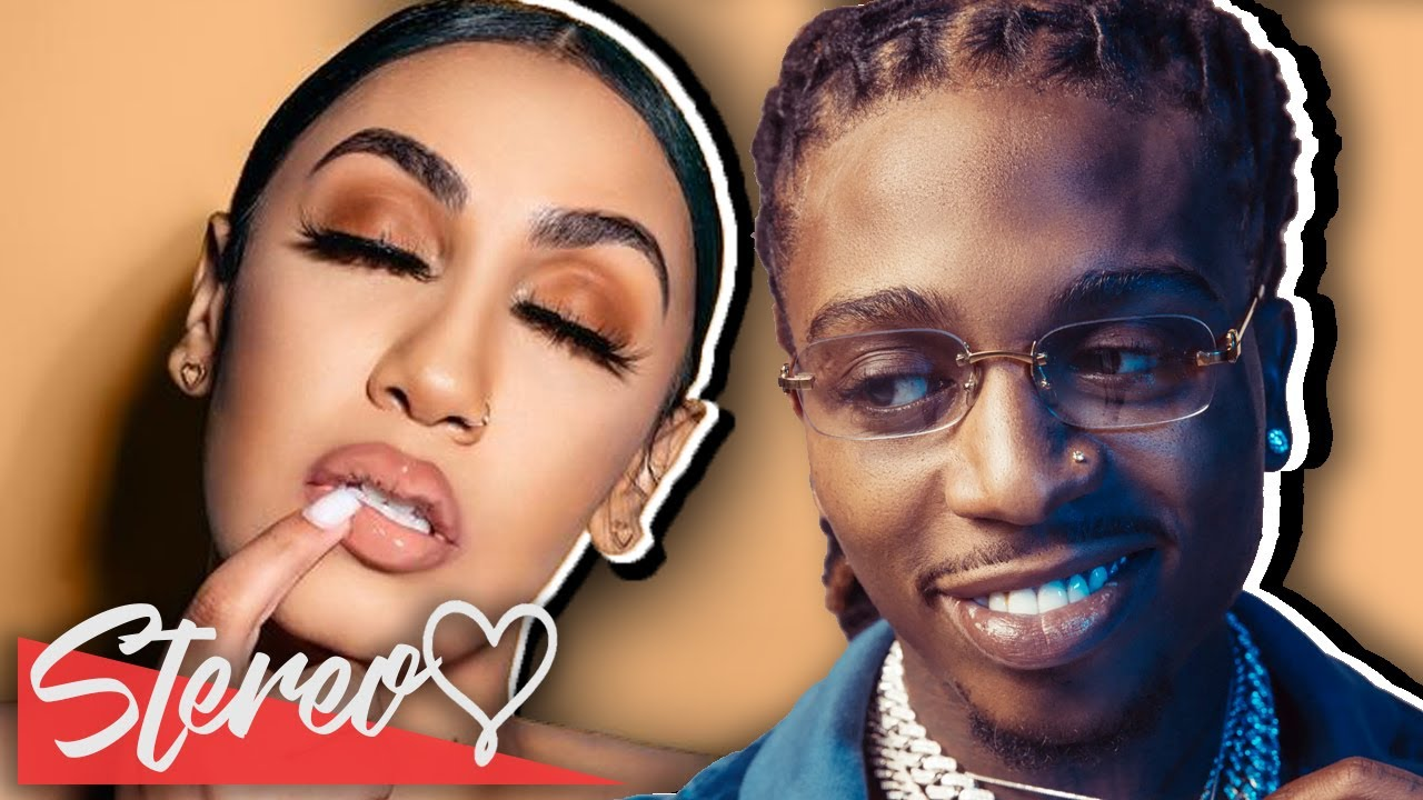 """Jacquees ft. Queen Naija - Bed Friend 😍 (Lyrics) """"best friend to my bed friend"""""""
