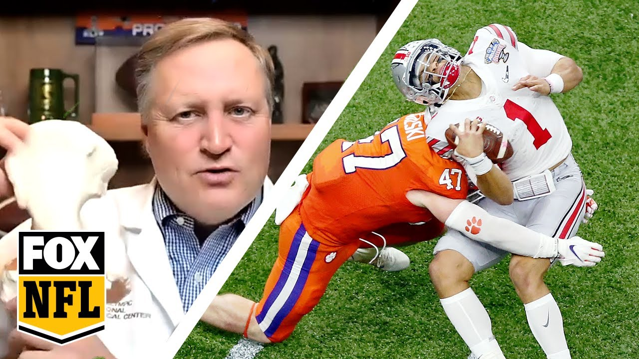 Justin Fields — NFL draft Injury Review: Dr. Provencher on the star QB's injury history | FOX NFL