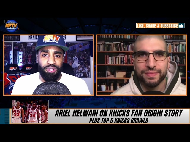 Knicks Fan TV Returns Tonight! | Best of KFTV 2020-21 Reel