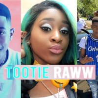 Lil Boosie 17-Year Old Son Rapper Tootie Raww Girlfriend Pregnant w/ Twins.....AND GUESS WHO'S MAD?