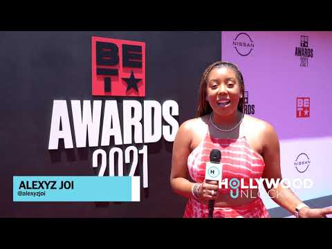Live On The 2021 BET Awards Red Carpet With Lil Nas X, Latto , Da Baby, City Girls And More