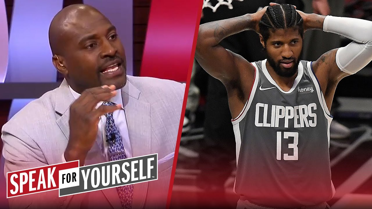 Paul George is not responsible for the Clippers' struggles — Wiley | NBA | SPEAK FOR YOURSELF