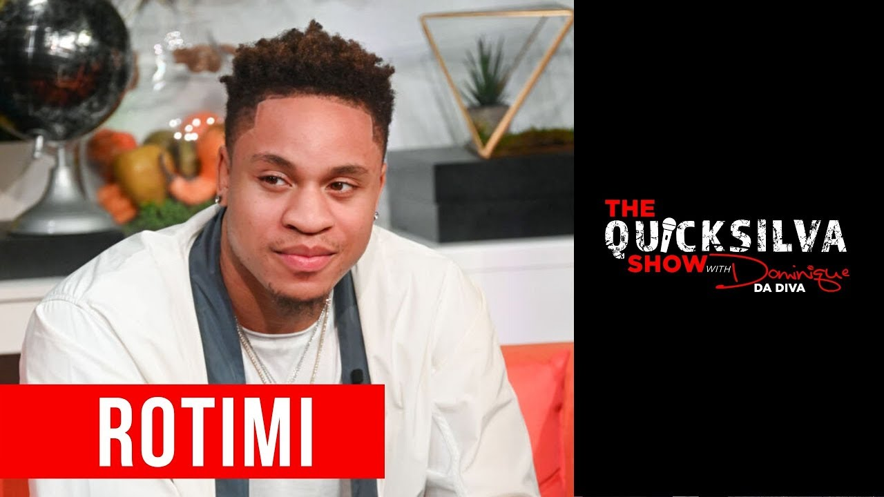 Power Star Rotimi Talks Helping Creatives During Pandemic, New Music & His Latest Role
