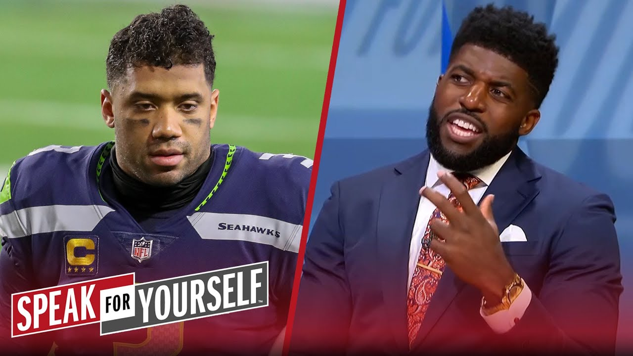 Russell Wilson is trying too hard to fix his offseason behavior — Acho | NFL | SPEAK FOR YOURSELF
