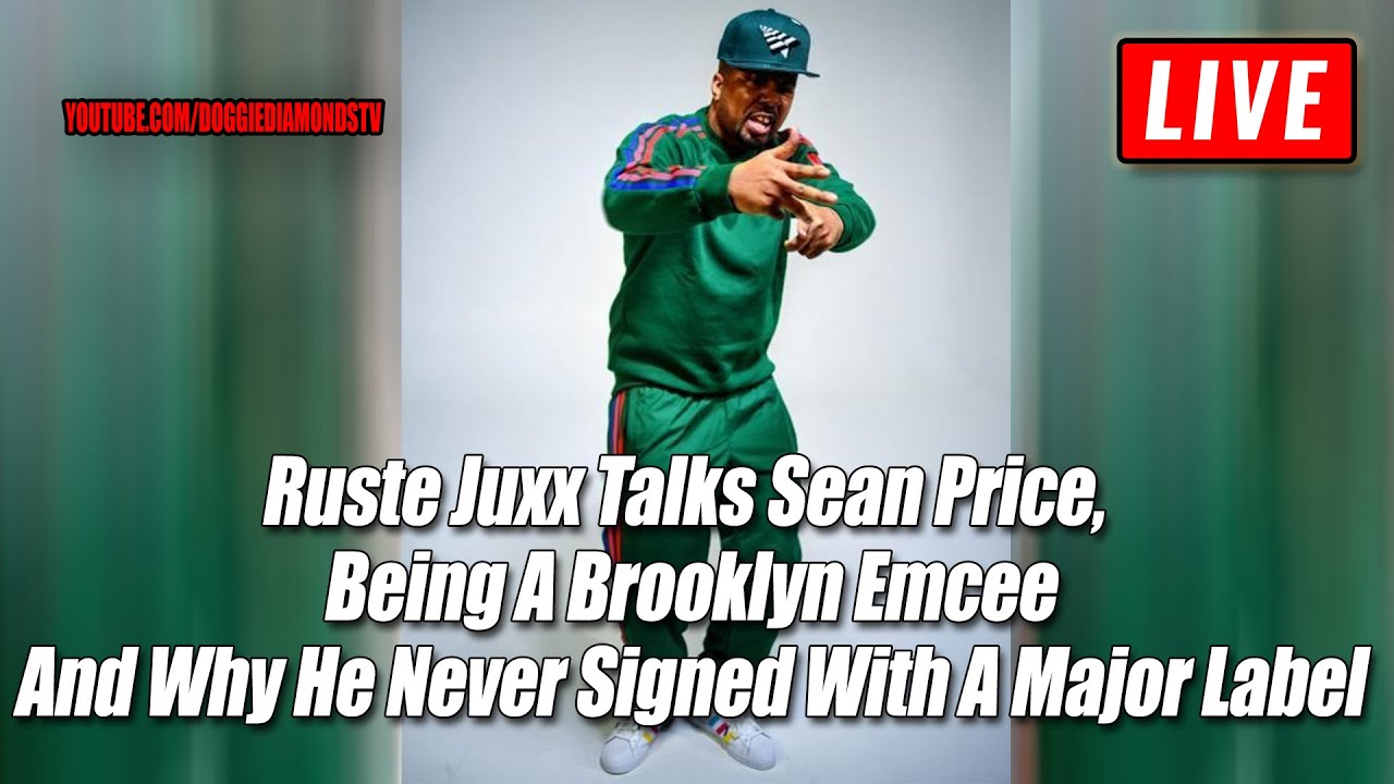 Ruste Juxx Talks Sean Price, Being A Brooklyn Emcee And Why He Never Signed With A Major Label